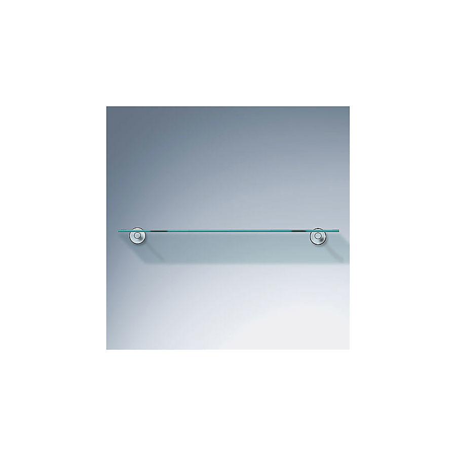 Dornbracht Meta.02 Glasshylle 600 mm Krom