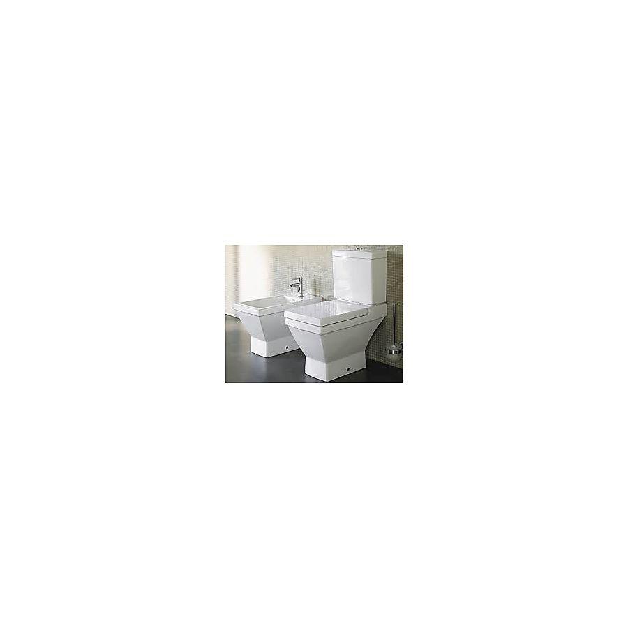 Duravit 2nd Floor Gulvstående toalett 370x665 mm Universalt avløp