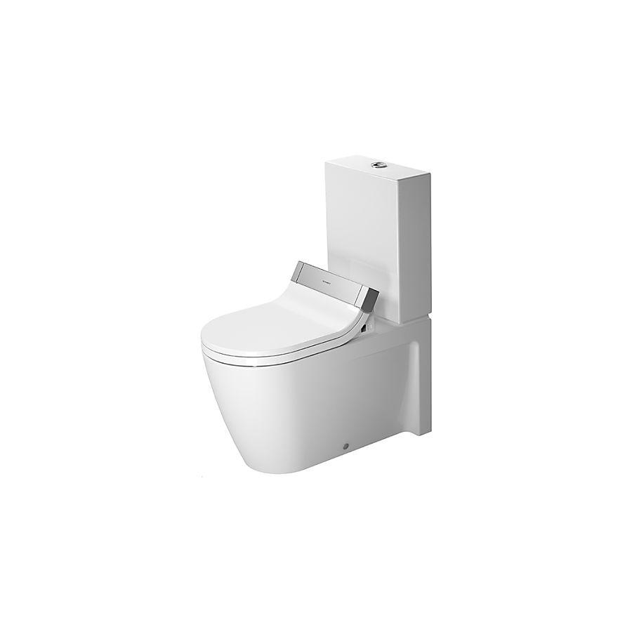 Duravit Starck 2 Gulvstående toalett 370x725 mm For Sensowash