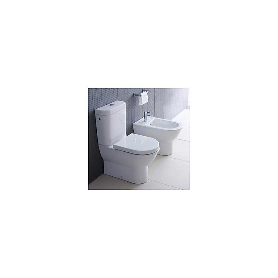 Duravit Darling New Gulvstående toalett 370x630uten sisterne og sete