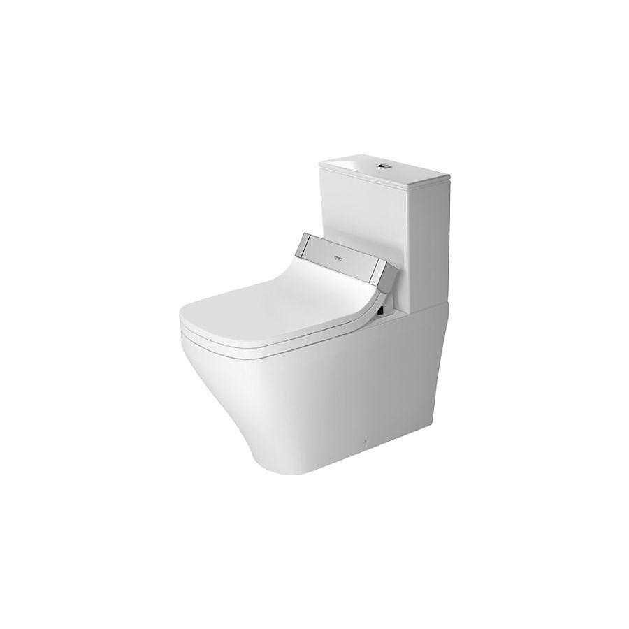 Duravit Durastyle Gulvstående toalett 370x700 mm m/skjult feste