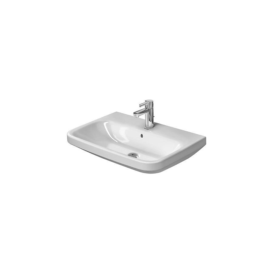 Inredning tvättställ med pelare : Duravit Durastyle Tvättställ 550x440 mm. 1 blandarhÃ¥l - vvsklippet.se