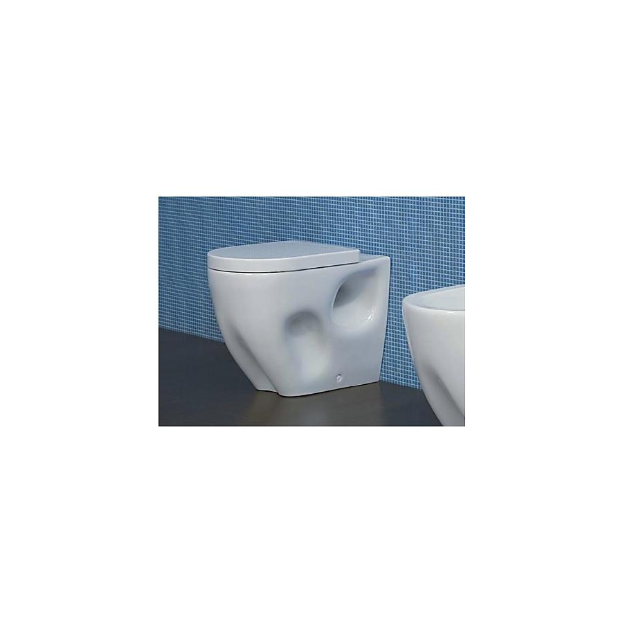 Flaminia Void Gulvstående toalett 360x560 mm Hvit
