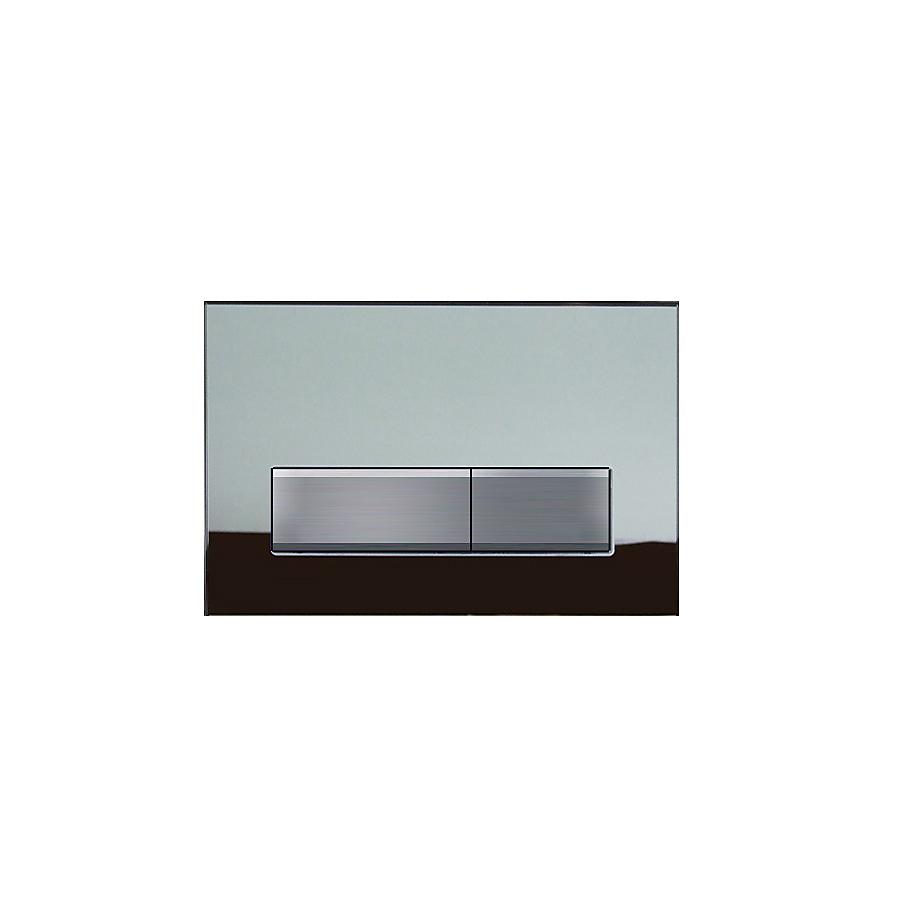 Geberit Sigma 50 Betjeningsplate Sotet speilglass