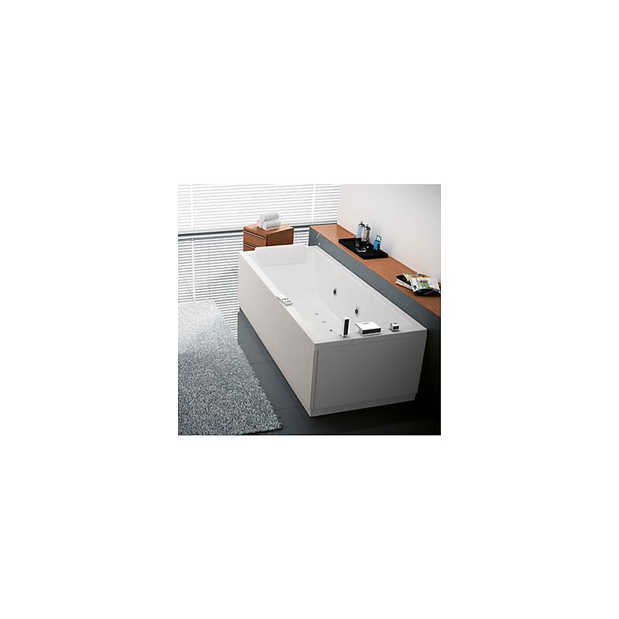 Novellini Calos Whirlpool 1700x800 mm. m/Hydro Plus system