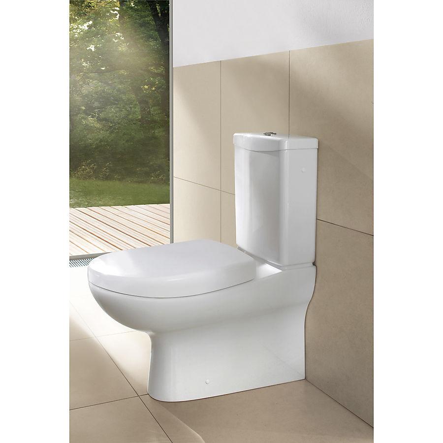 Villeroy&Boch My Naure Gulvstående toalettHorisontalt avløp