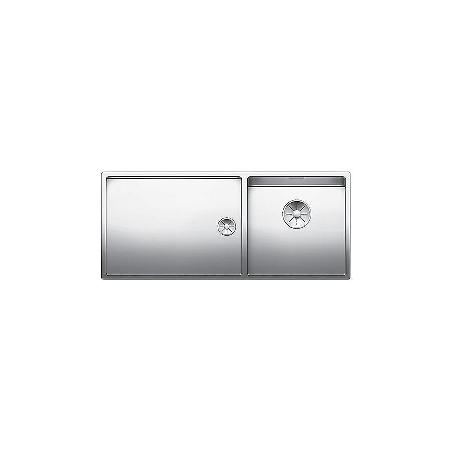 Blanco CLARON 400/550 T U 1015x440 mm høyre underliming/innsveis