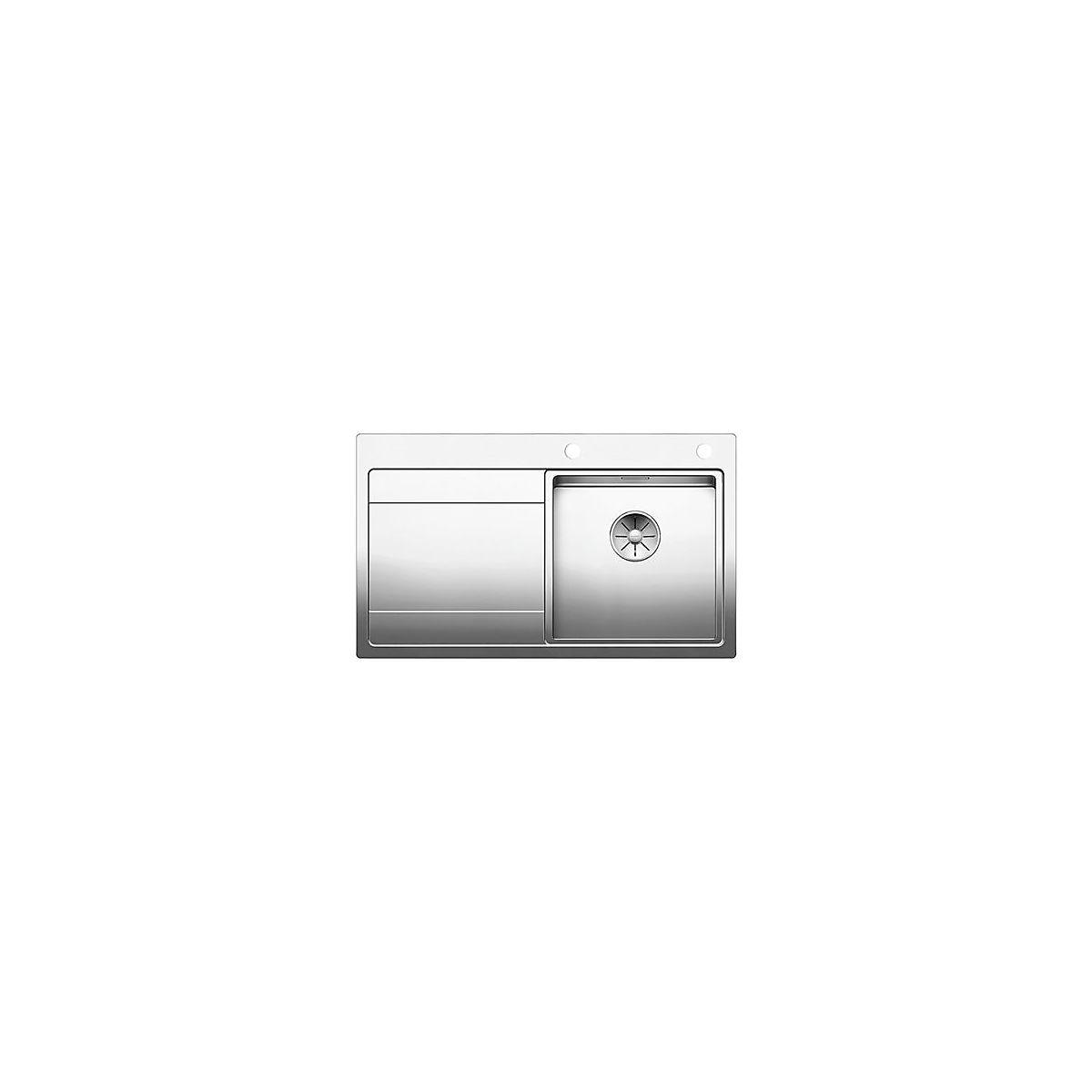 blanco divon ii 45 s if 860x510 mm kum h yre. Black Bedroom Furniture Sets. Home Design Ideas