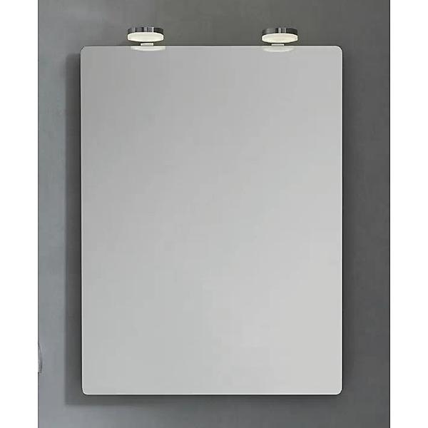 91063   Dansani Imfri spegel med runda hörn 600x800 mm