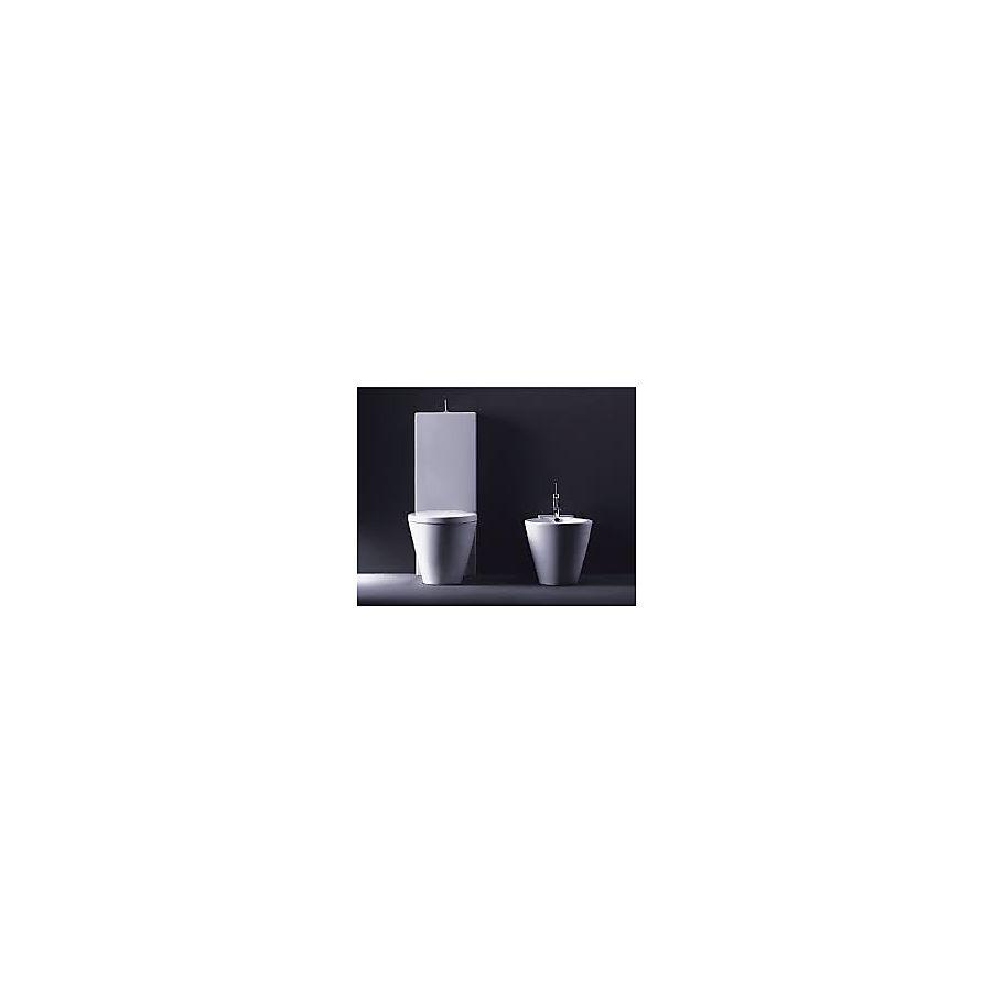 Duravit Starck 1 Gulvstående toalett 415x640 mm Universalt avløp
