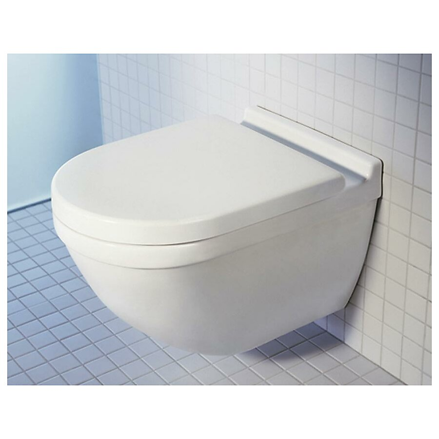 M Bel F R Ankleidezimmer duravit starck 3 vägghängd toalettpaket 360x540 mm m dold fäste vvsklippet se