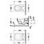 2533590000 Duravit  Duravit Starck 2 Vägghängd toalett 375x620 mm, Vit
