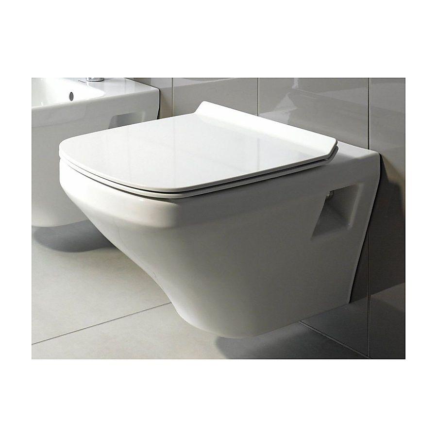 2539090000 Duravit  Duravit Durastyle Comp.Vägghängd Toalett 370x480 mm. Vit