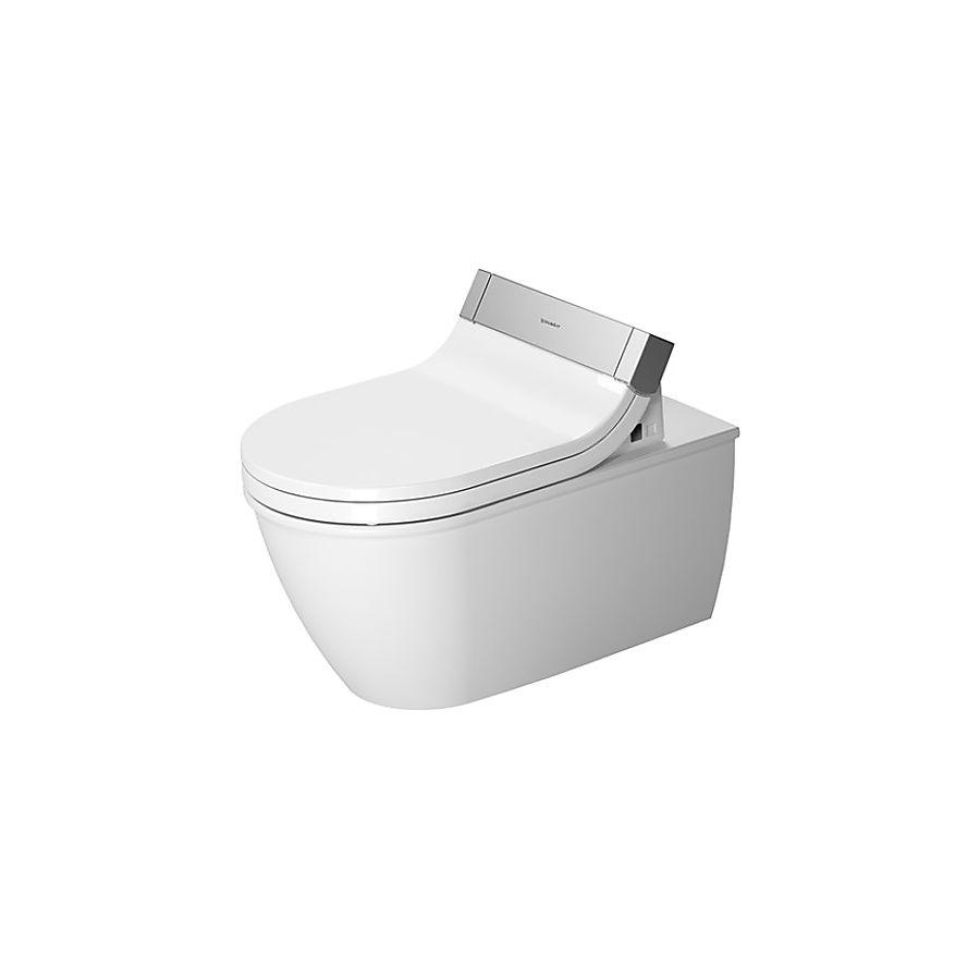 Duravit Darling New Vegghengt toalett 370x620 mm u/skyllekant.