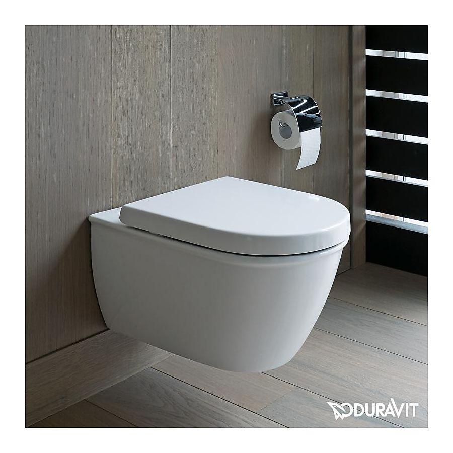 Duravit Darling New Vegghengt toalett 370x540veggmontert hvit