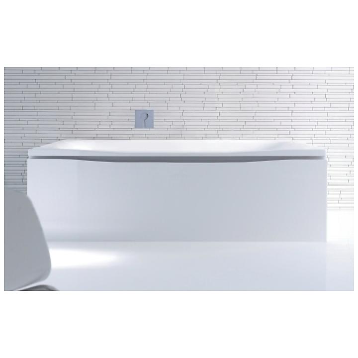 duravit pura vida badekar for innbygging 1800x800 mm. Black Bedroom Furniture Sets. Home Design Ideas