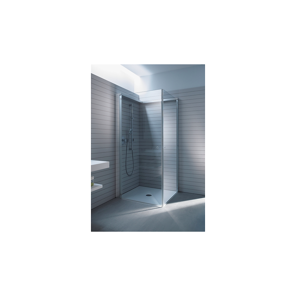 duravit openspace dusjhj rne 900x900 mm arm h yre. Black Bedroom Furniture Sets. Home Design Ideas