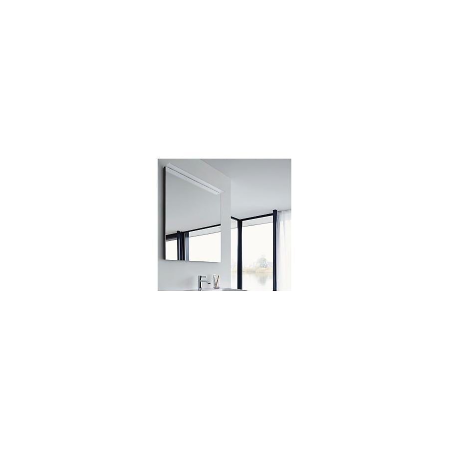 Duravit Happy D.2 Speil m/lys 500 mm 500x860 mm Europeisk Eik