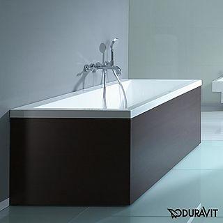 kjøpe badekar Duravit Møbelpanel til badekar 1800x800 mm, én vegg, Hvit Høyglans  kjøpe badekar