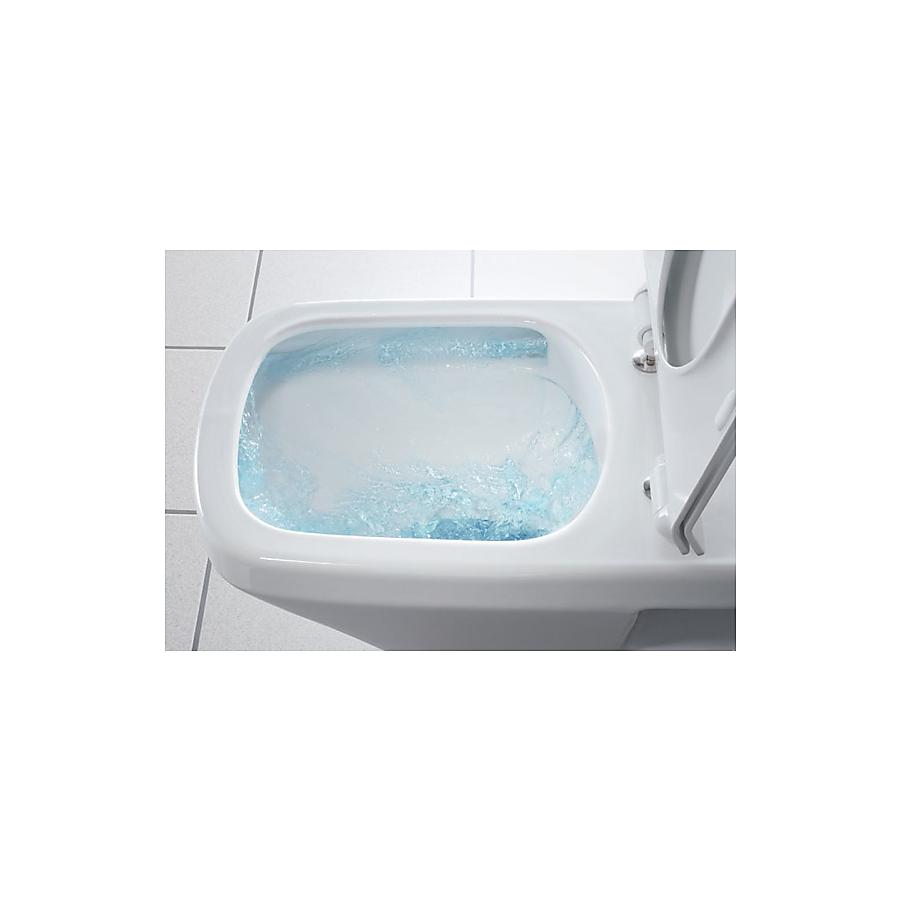 25420900001 Duravit  Duravit Durastyle Vägghängd toalett 360x620 mm, Vit med Wondergliss