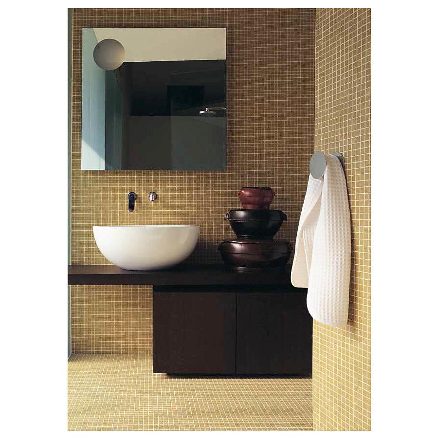 Flaminia Simple Speil 90x90 cm