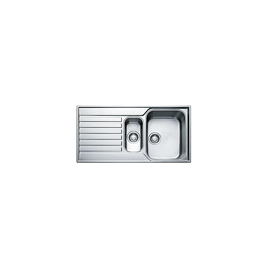 Franke Ascona ASX 651 Kjøkkenkum 1000x510 mm for nedfelling/underliming