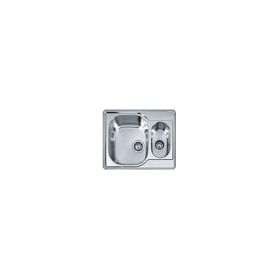 Franke Compact CPX P 660 Kjøkkenkum 615x500 mm For nedfelling/underliming