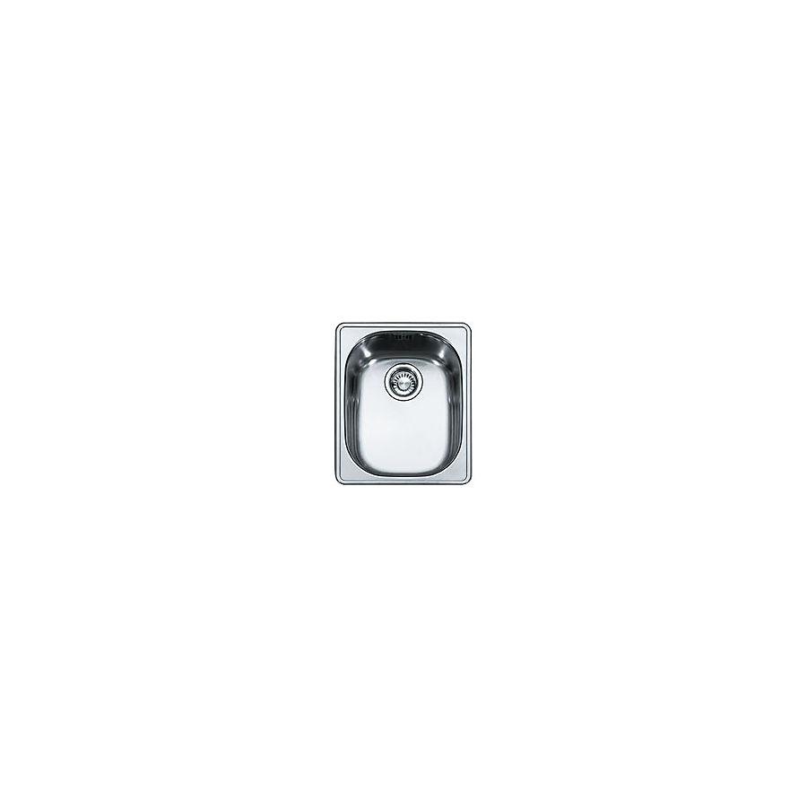 Franke Compact CPX P 610 Kjøkkenkum 400x480 mm For nedfelling/underliming