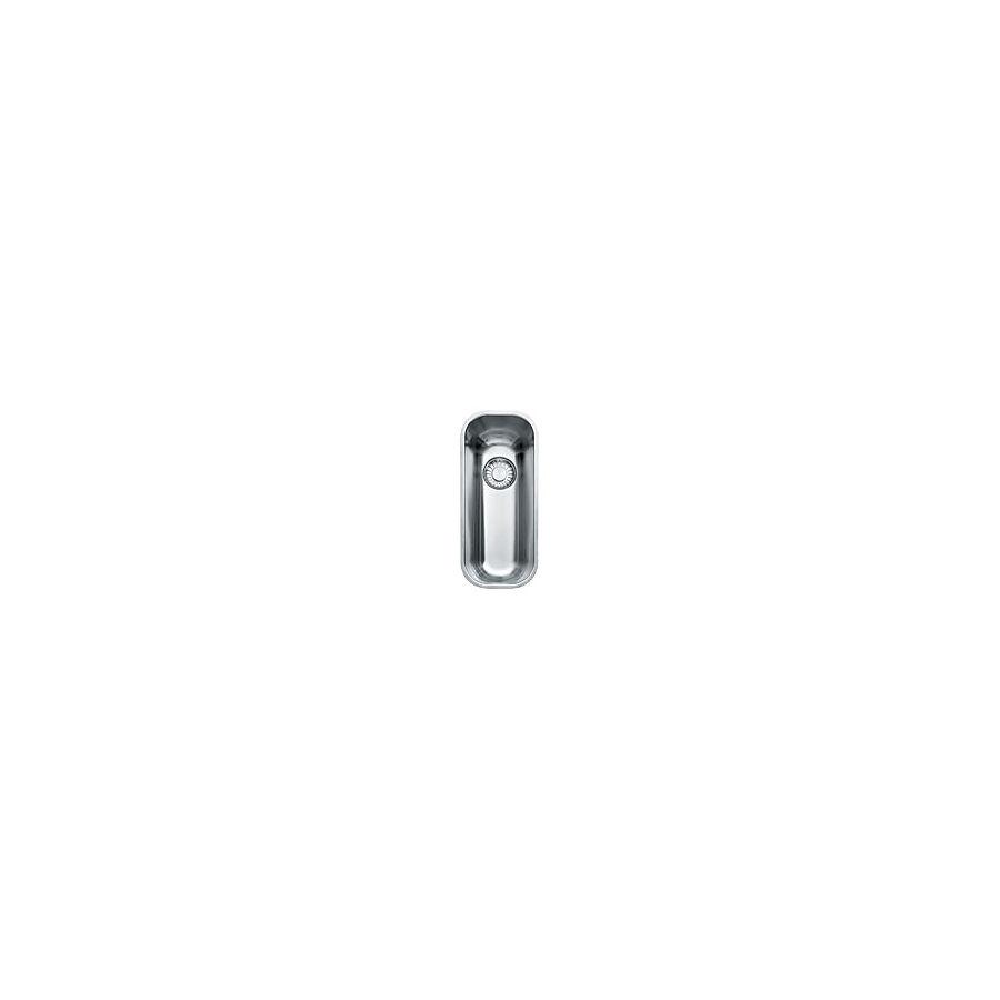 Franke Largo LAX 110-16D Kjøkkenkum 184x414 mm For underliming/undermont
