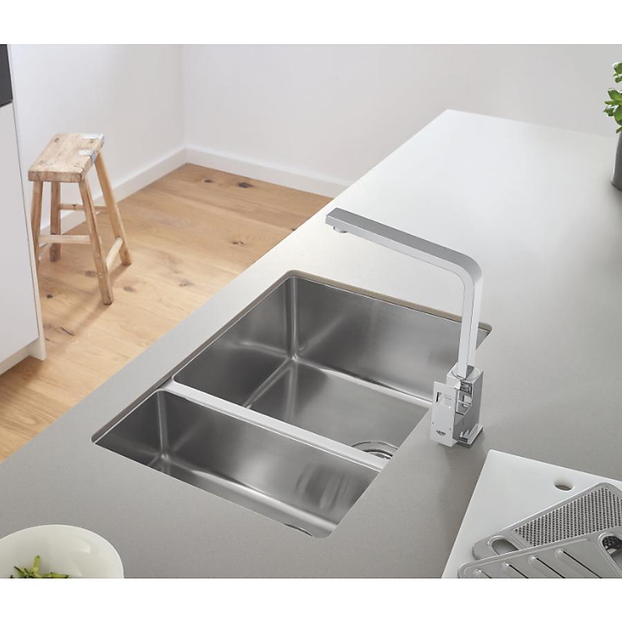 Grohe K700 Kjøkkenvask 585x440 mm for underliming