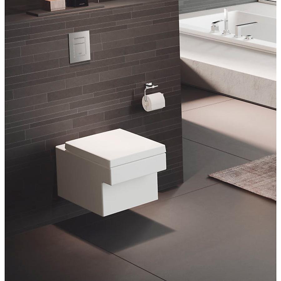 Grohe Cube Vegghengt toalett Med DirectFlush og Slimseat sete