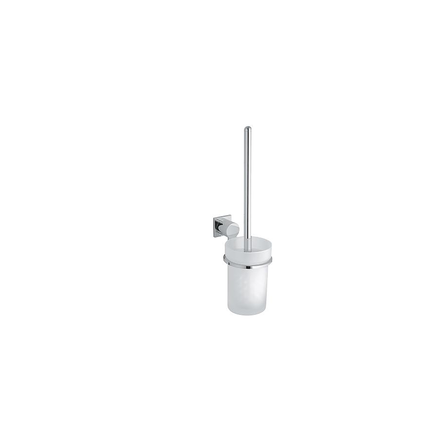 Grohe Allure toalettbørste sett 408x159 mm veggmontert Krom