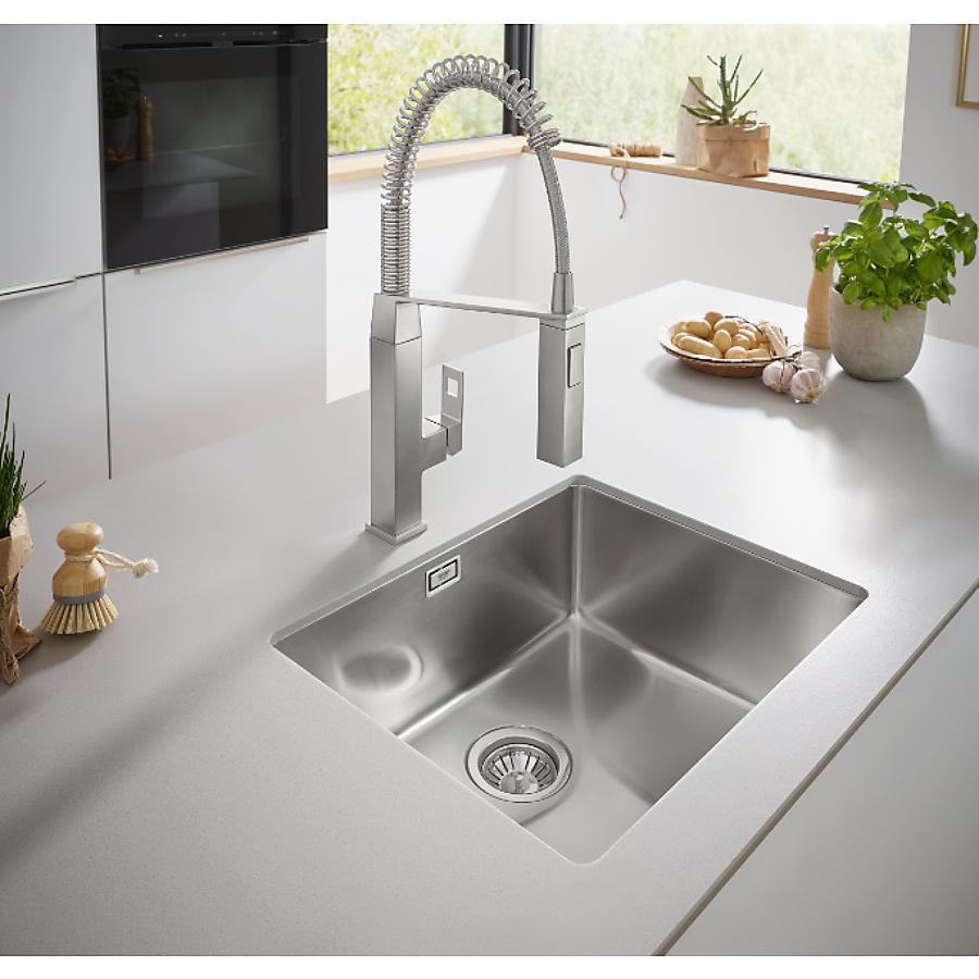 Grohe K700 Kjøkkenvask 540x440 mm for underliming