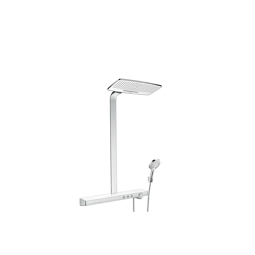 hansgrohe rainmaker select  jet  mm med