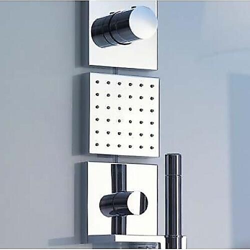 Axor ShowerCollection sidedusjmodul 120x120 mm Krom