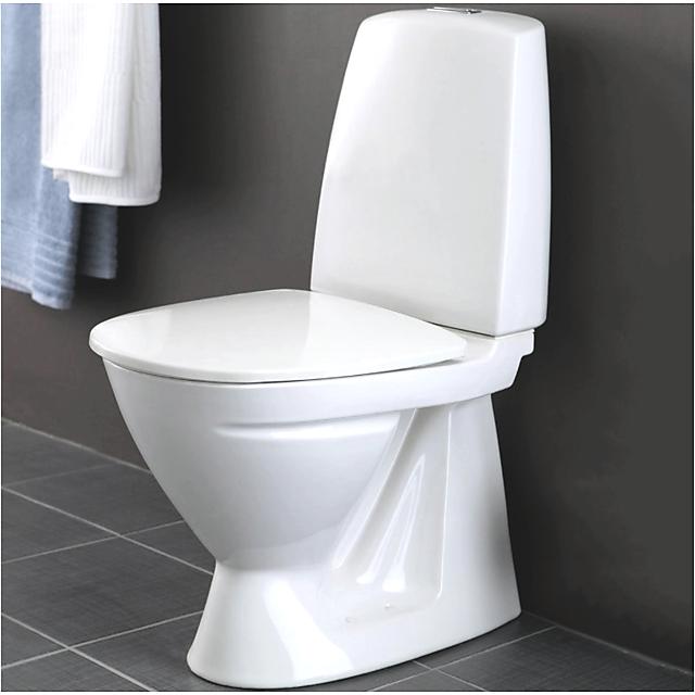 Ifø Sign 6860 Gulvstående toalett Med skjult S lås og Ifø