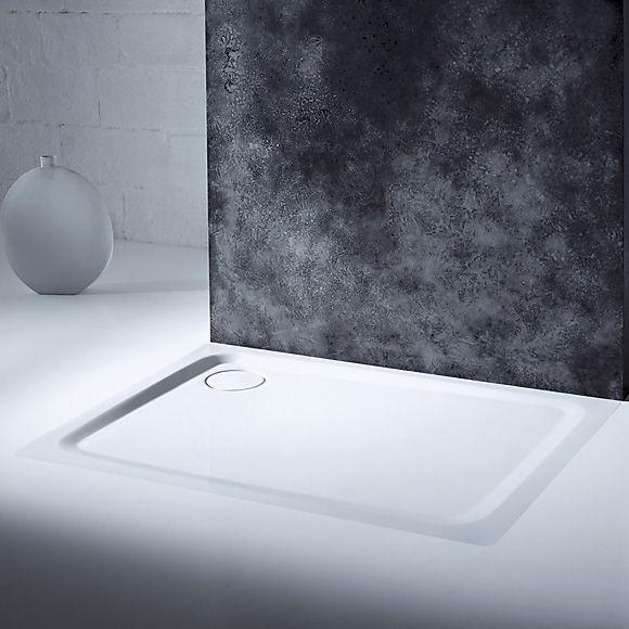kaldewei superplan plus emaljert dusjkar 900x1200 mm inkl. Black Bedroom Furniture Sets. Home Design Ideas