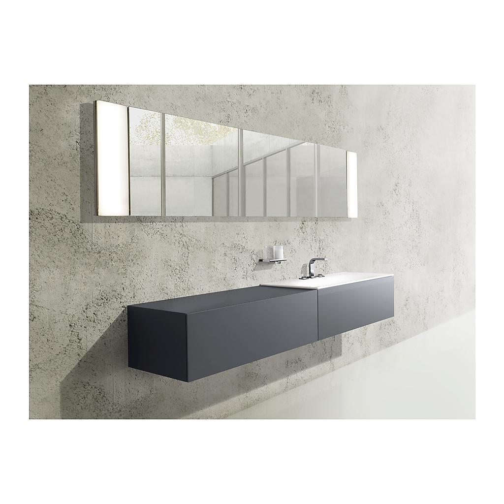 keuco edition 11 sidosk p m 1 l da 1050x350 mm tryffel. Black Bedroom Furniture Sets. Home Design Ideas