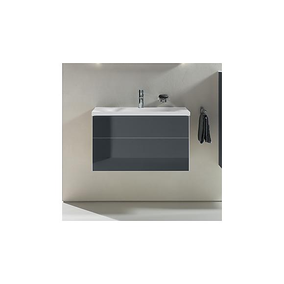 keuco royal reflex servantskap m 1 skuff 796x450 mm hvit. Black Bedroom Furniture Sets. Home Design Ideas