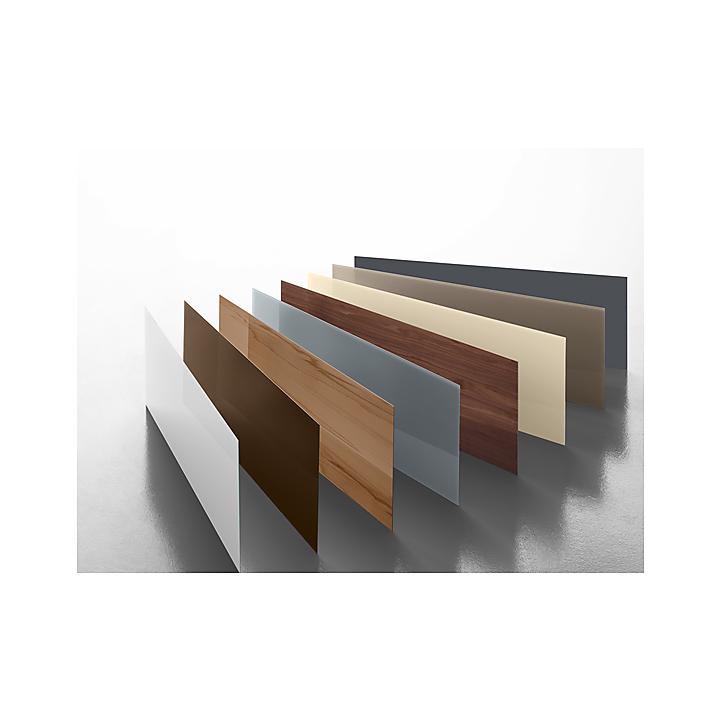 keuco royal reflex sideskap m 1 skuff 800x360 mm tr ffel. Black Bedroom Furniture Sets. Home Design Ideas