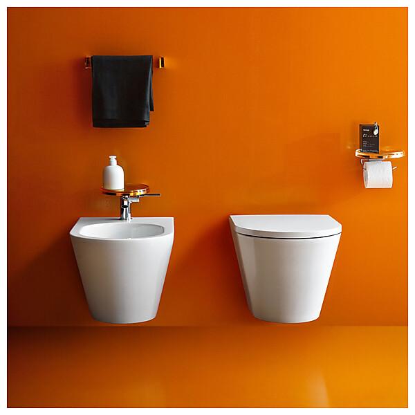 8203364000001 Laufen  Laufen Kartell Vägghängd toalett 545x370 mm. Vit, med LCC