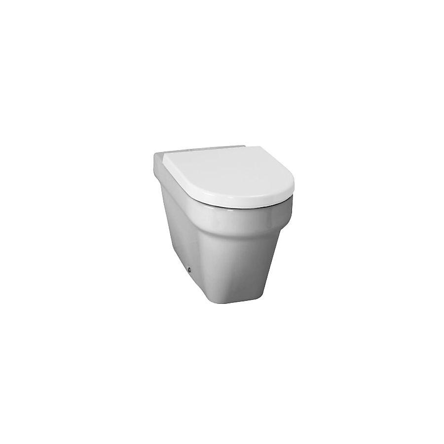 Laufen Form by Laufen Toalett 580x360 mm Gulvstående for kombinasjon