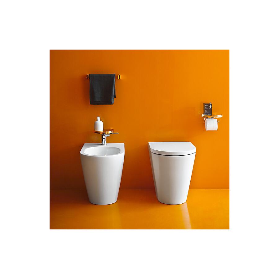 Laufen Kartell Gulvstående toalett 560x370 mm. Hvit
