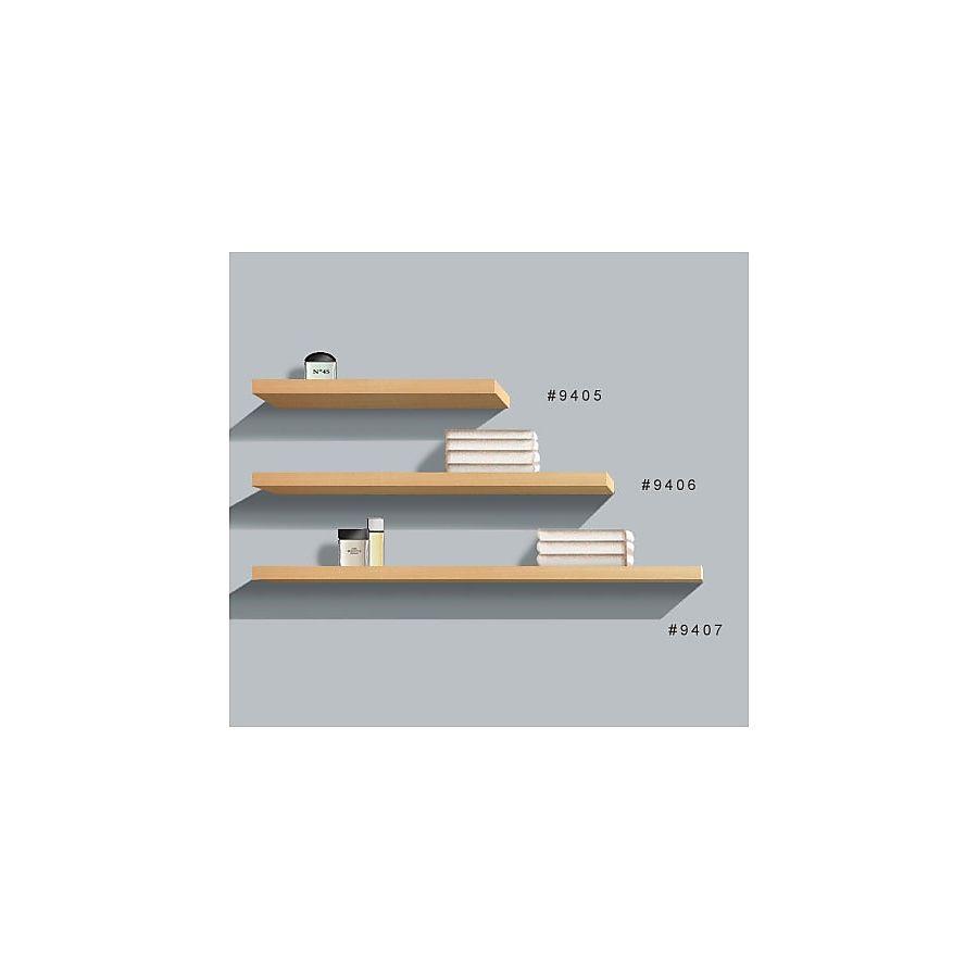 Duravit 2nd Floor Hylle 800x200 mm Lys Eik (trefinér)