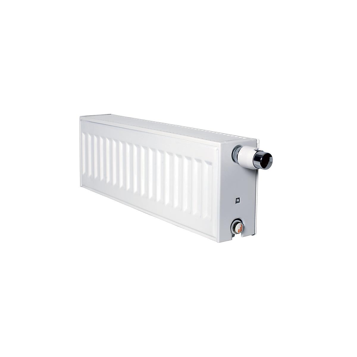purmo ventil compact cv21 radiator dbl h yde 200 mm. Black Bedroom Furniture Sets. Home Design Ideas