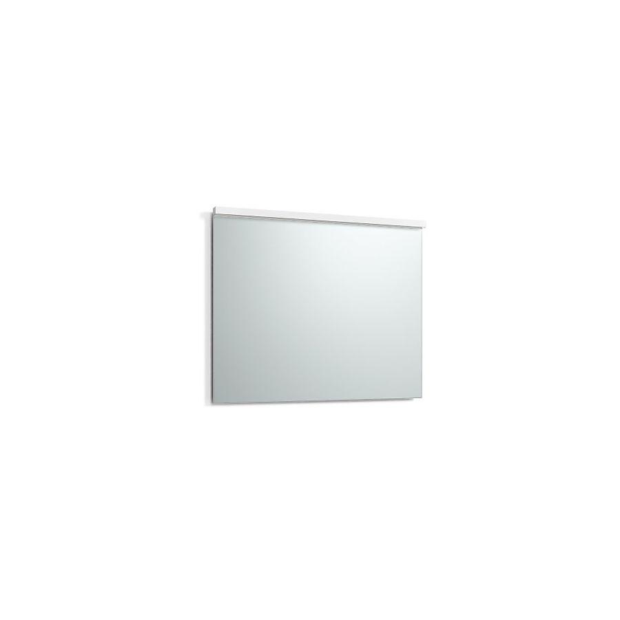 Svedbergs Imago Speil m/LED-lys 1000x800 mm m/underlys Hvit Matt
