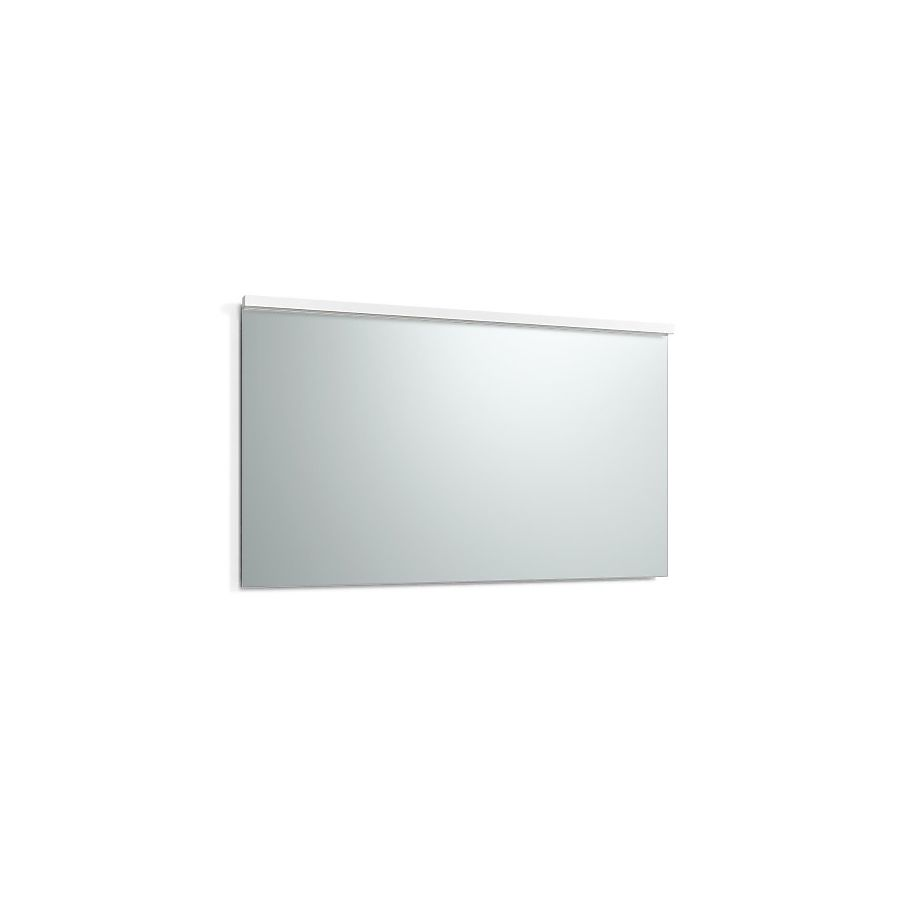 Svedbergs Imago Speil m/LED-lys 1400x800 mm m/underlys Hvit Matt