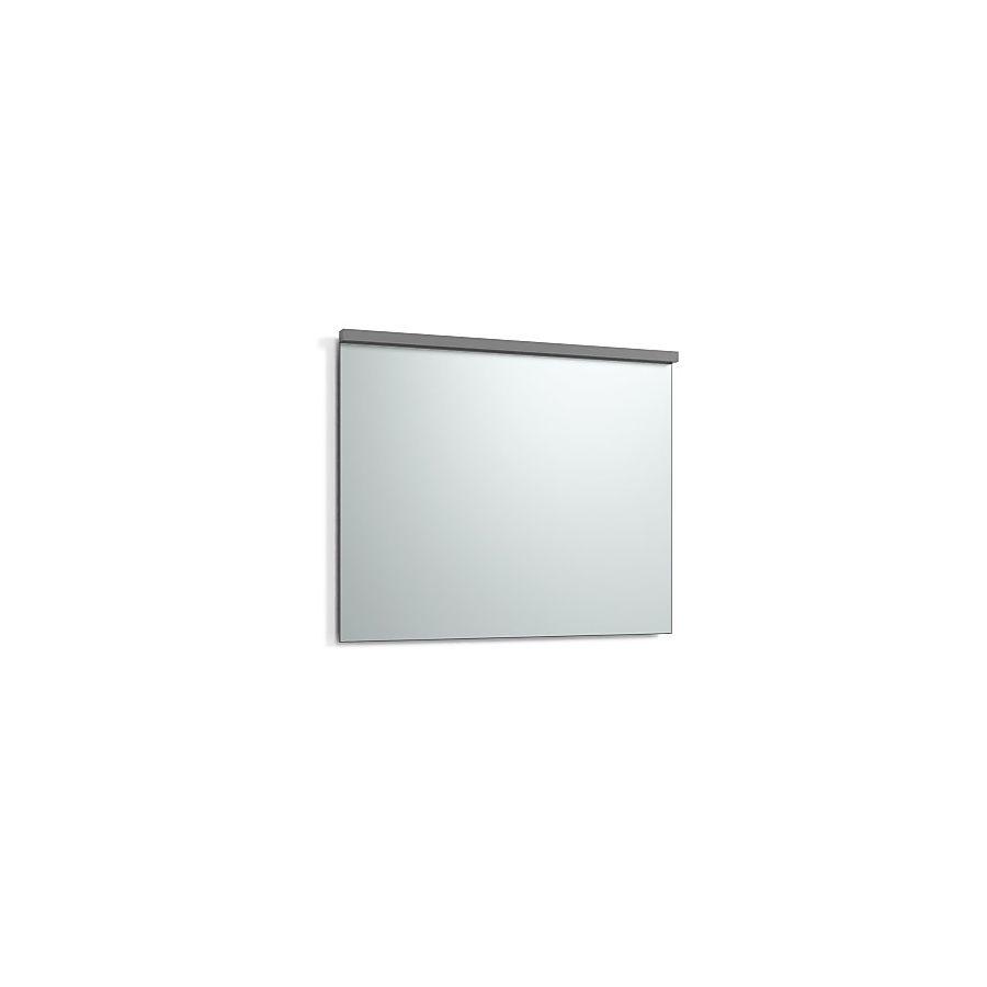 Svedbergs Imago Speil m/LED-lys 1000x800 mm m/underlys Antrasittgrå