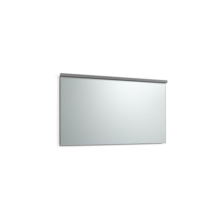Svedbergs Imago Speil m/LED-lys 1400x800 mm m/underlys Antrasittgrå