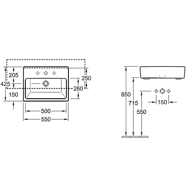 v b memento servant for frembygging 550x425 mm 1 blanderhull. Black Bedroom Furniture Sets. Home Design Ideas